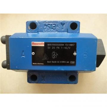 REXROTH ZDB 10 VP2-4X/50V R900597212 Pressure relief valve