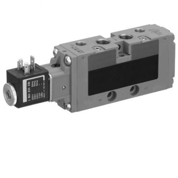 REXROTH DBW 10 B2-5X/315-6EG24N9K4 R900409933 Pressure relief valve #2 image