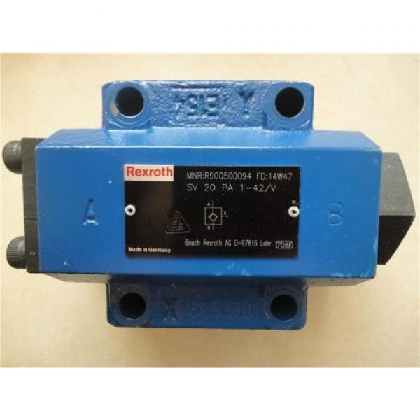 REXROTH 4WMM 6 J5X/ R900469302 Directional spool valves #1 image