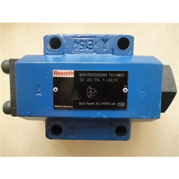 REXROTH DBW 10 B2-5X/315-6EG24N9K4 R900409933 Pressure relief valve #1 image